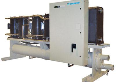 Daikin Templifier® Scroll Water Heater