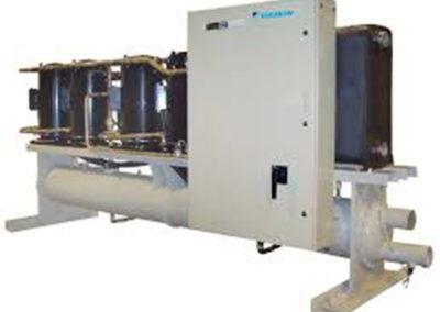 Daikin Water-cooled Scroll Chiller